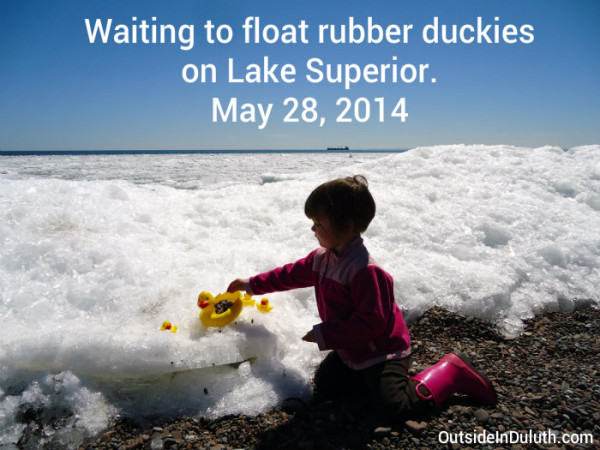 Outside in duluth 2015 quotable scenes for Garden state pool scene quote