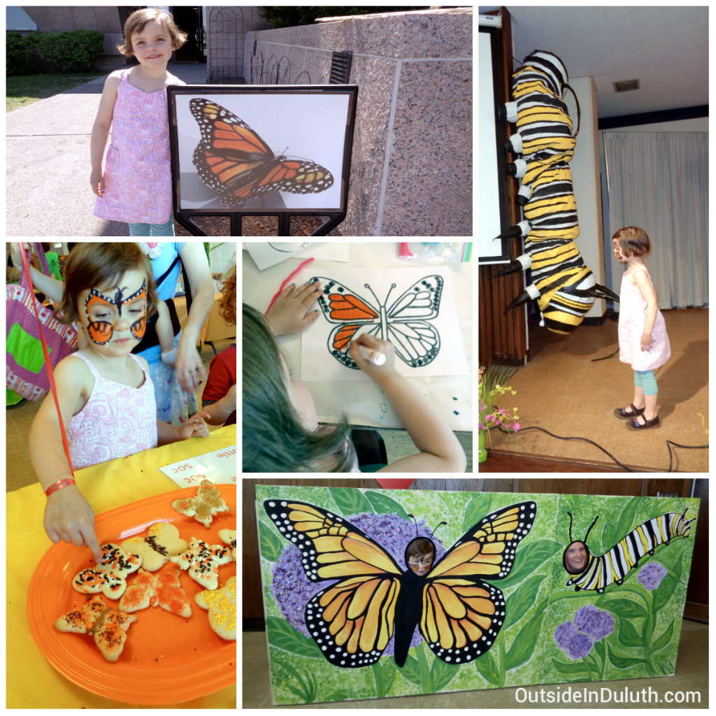 Duluth Monarch Butterfly Festival Fascinating And Fun